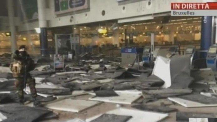 Bruxelles attentato terroristico