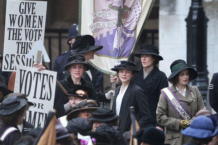 Suffragette maryl streep