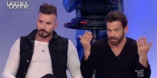 Gianni Sperti è felice del trono gay di Uomini e Donne