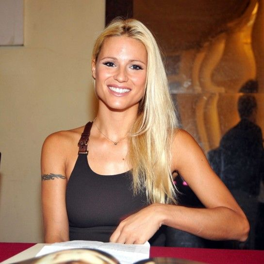 Image result for Michelle Hunziker