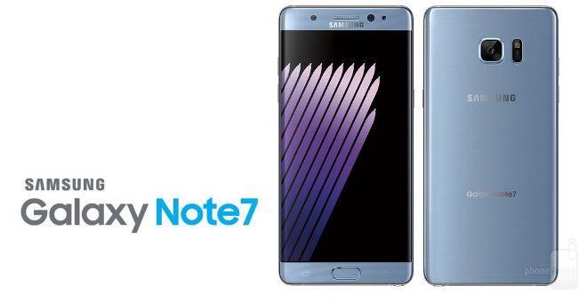 Samsung Galaxy Note 7 - Uscita rinviata