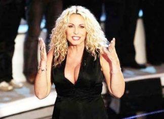 Antonella Clerici Standing Ovation