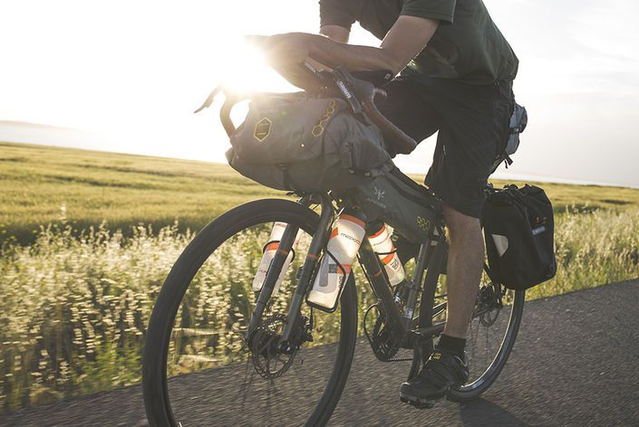 In Sella Ad Una Bicicletta Gravel Per Riscoprire La Toscana