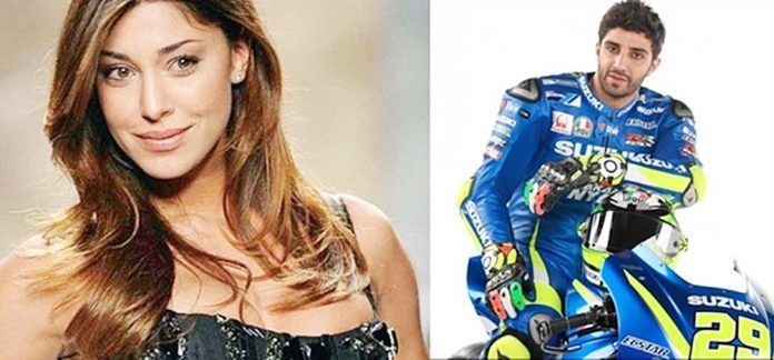 Belen Rodriguez Andrea Iannone