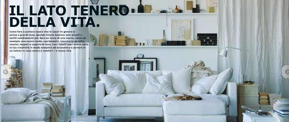 Ikea il gruppo che ha cambiato il nostro modo di fare - Ikea salotti e divani ...