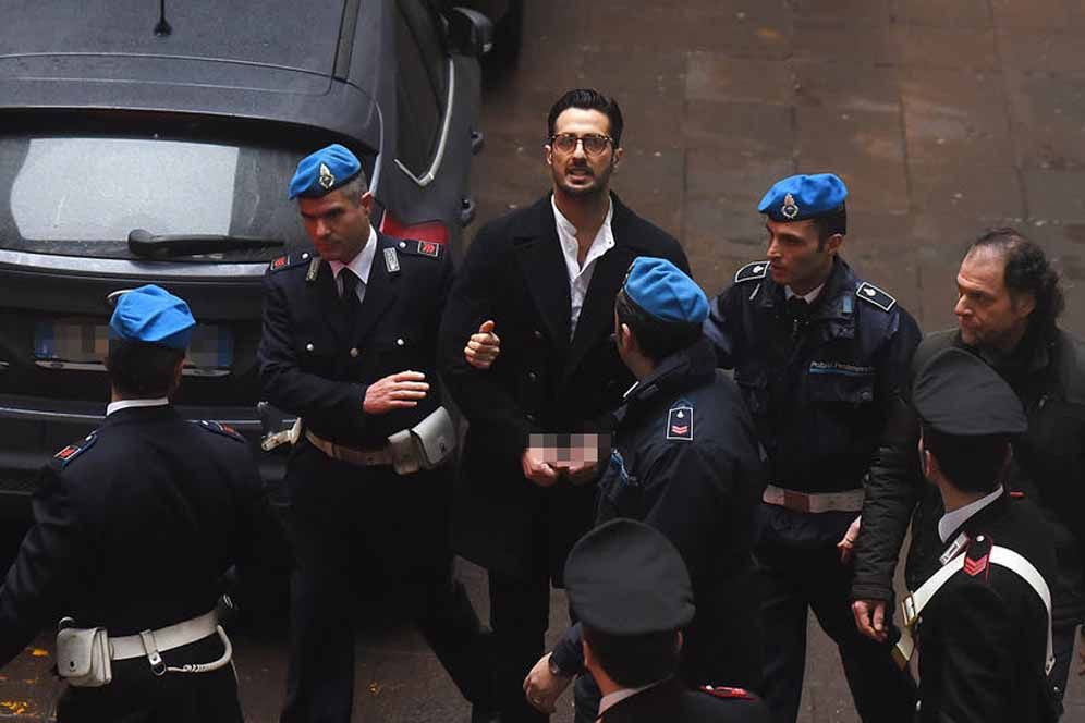 Fabrizio Corona, la richiesta della Procura: