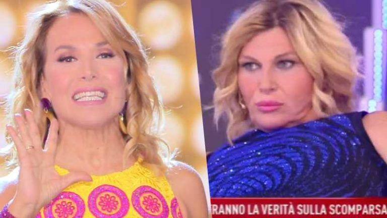 Nadia Rinaldi contro la D'Urso e le sue ospitate: 'Starei da un'altra parte, ma abbiamo un contratto da rispettare'