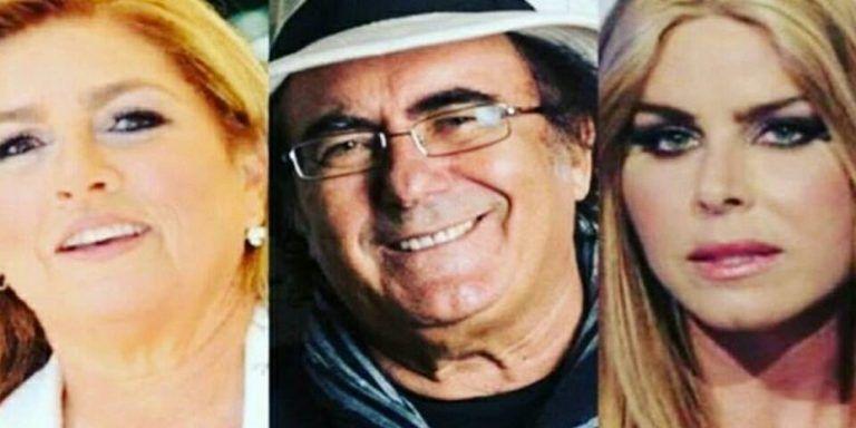 Al Bano gela Romina Power e Loredana Lecciso: il cuore del Carrisi è di nuovo impegnato