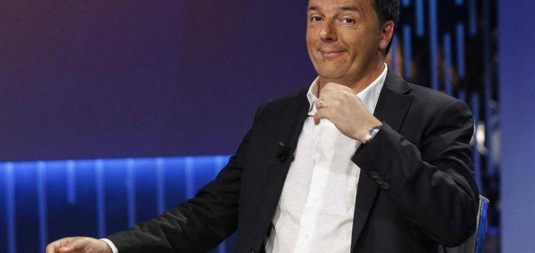 Matteo Renzi in fuga dal PD pensa a un programma in tv: ecco con chi