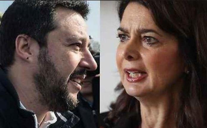 Boldrini Salvini