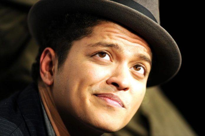 Bruno Mars attentato