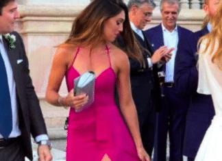 Cecilia Rodriguez e la gaffe al matrimonio di Bossari