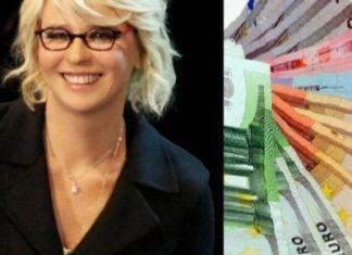 Maria De Filippi: quanto ha guadagnato nel 2017