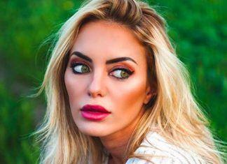 Elena Morali paparazzo
