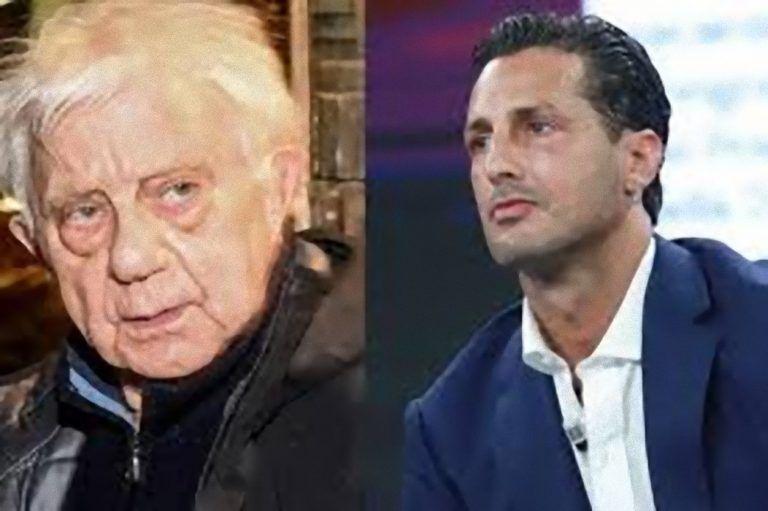 Fabrizio Corona: Don Mazzi sbotta e umilia l'ex paparazzo, ecco come