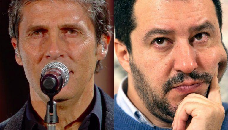 """Luca Barbarossa sui migranti accusa Matteo Salvini: """"Non si gioca con le vita umane, sono una risorsa…."""""""