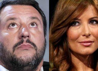 Selvaggia Lucarelli Salvini