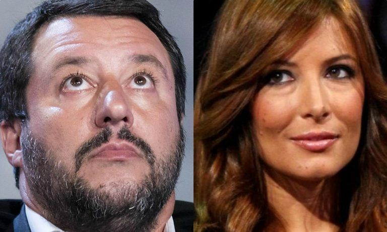 """Selvaggia Lucarelli il duro attacco a Matteo Salvini: """"E' ora che i Rom censiscano i salviniani…"""""""