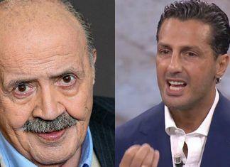 Maurizio Costanzo contro Fabrizio Corona