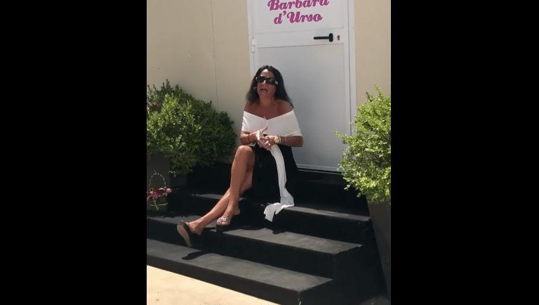 """Aida Nizar: """"Barbara non capisce, insegno agli italiani a lavarsi"""" – VIDEO"""