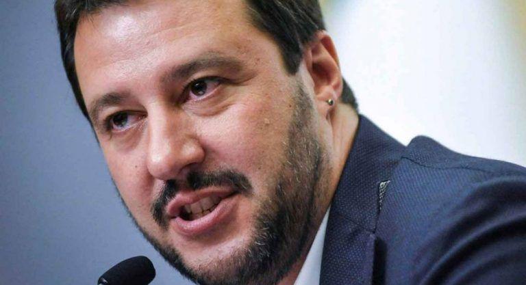 """Matteo Salvini SHOCK: """"Espulsi tutti i Rom, quelli italiani purtroppo dobbiamo tenerceli"""""""