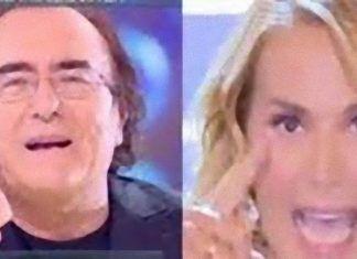 Al Bano Carrisi e Barbara D'Urso
