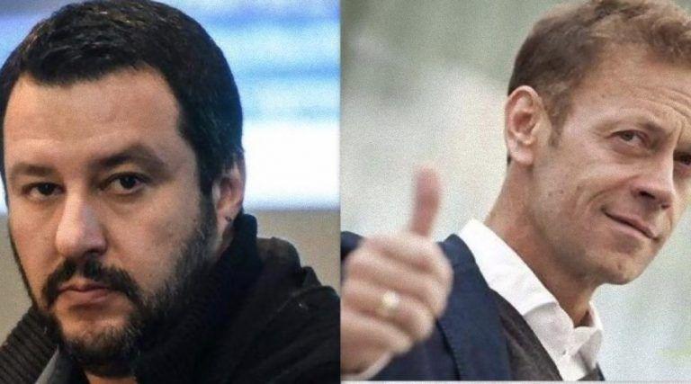 Rocco Siffredi choc su Matteo Salvini: 'È un sex symbol, gli darei una…'
