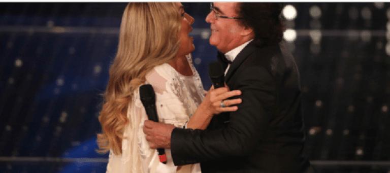 Romina Power e Al Bano Carrisi: si sono concessi una serata romantica