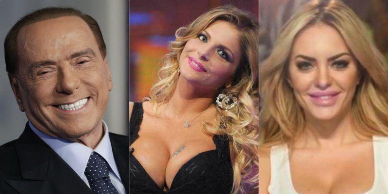 Berlusconi scandaloso, va in vacanza con Elena Morali e Francesca Cipriani –  FOTO