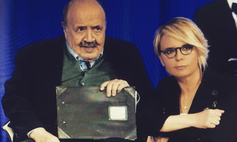 Maurizio Costanzo, il dramma della malattia: ecco cosa ho nascosto a Maria De Filippi