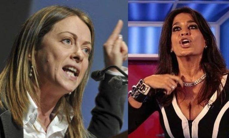 """Giorgia Meloni, duro attacco contro Aida Nizar: """"Spettacolo indecente"""""""