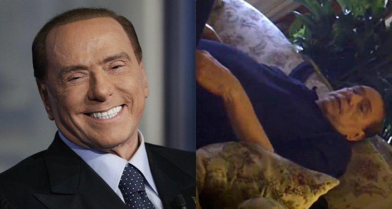 """Berlusconi con le olgettine, spunta il video segreto filmato ad Arcore: """"Ragazze, mi chiedete l'impossibile…"""" – VIDEO"""