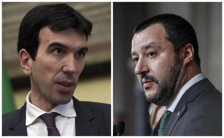 Martina chiede le dimissioni di Salvini: 'Fa sceneggiate, è incapace di…'