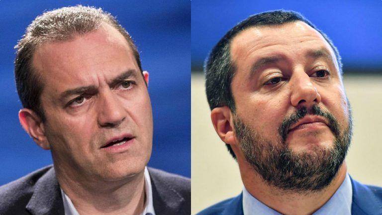 """De Magistris sfida Salvini: """"Accoglierò l'Aquarius a Napoli…"""" Il Ministro l'asfalta: """"Se…"""