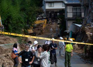 Tragedia in Giappone