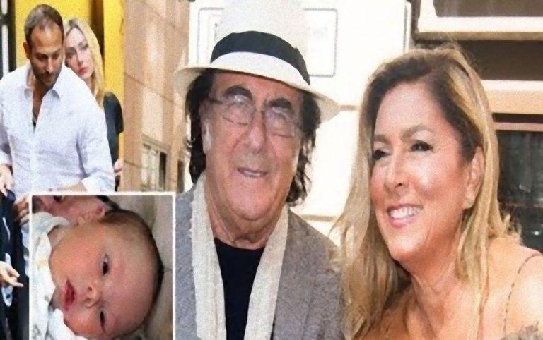 Al Bano Carrisi commuove: ecco il suo meraviglioso regalo per la nipotina Cassia Luksic