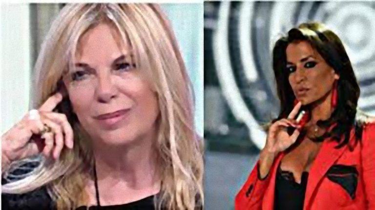 Rita Dalla Chiesa di nuovo furiosa con Aida Nizar: 'Vai da un'altra parte'