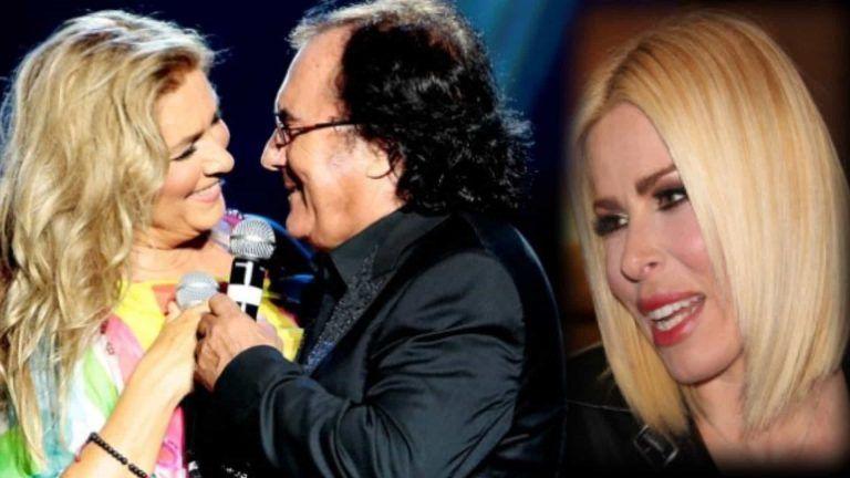 Romina e Albano flirtano, la reazione di Loredana Lecciso sui social