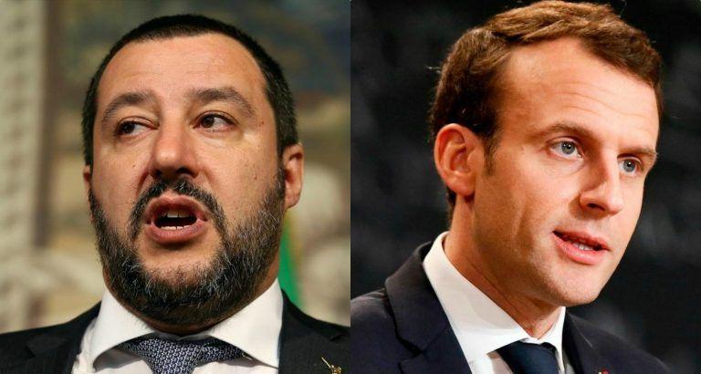 """Aquarius, il caso scatena l'ira della Francia di Macron contro Salvini: """"Cinico nazionalismo…"""""""