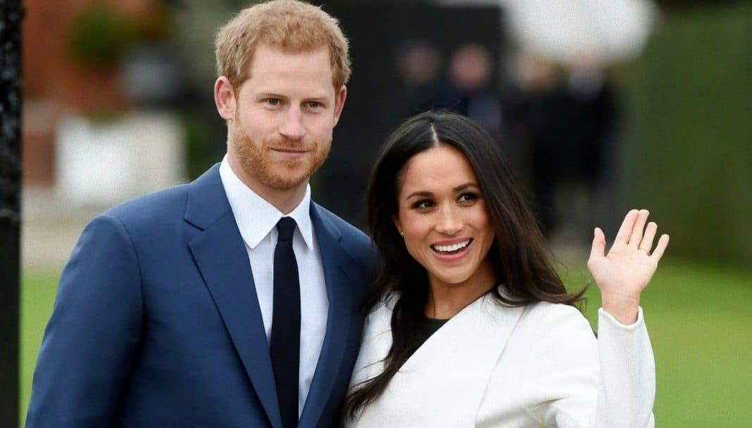 Risultati immagini per Meghan Markle e il Principe Harry
