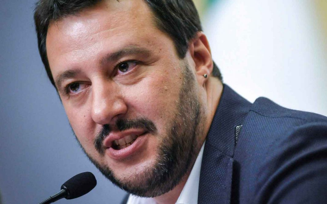 Migranti, Salvini: dopo 3 mesi si vedono già i risultati