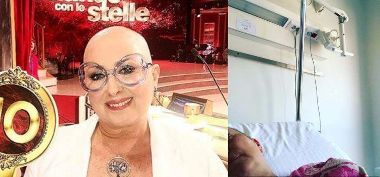Carolyn Smith in ospedale, il tumore va operato ma qualcosa va storto