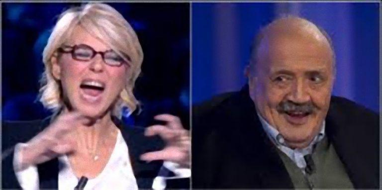 Maurizio Costanzo ha tradito Maria De Filippi? Ecco la risposta del giornalista