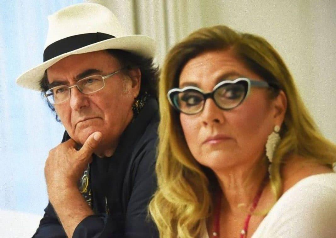 Rimini, Al Bano e Romina: