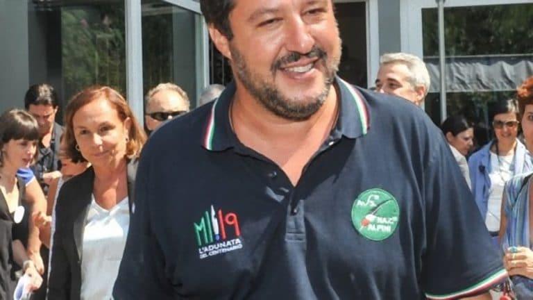 Gli Alpini contro Salvini: 'Giù le mani dalla nostra maglietta perché…', la replica della Lega