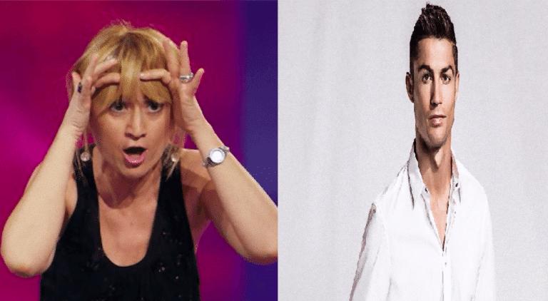 Luciana Littizzetto infuriata per l'arrivo di Cristiano Ronaldo alla Juve: 'Per colpa…'