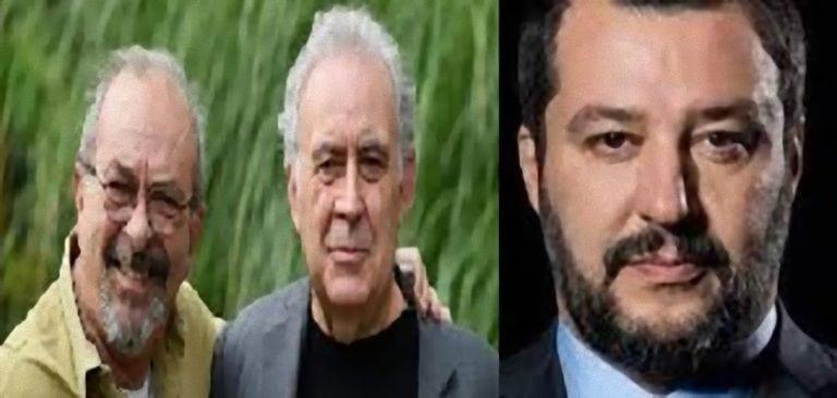 Michele Santoro e Vauro denunciano Matteo Salvini: 'Ha tradito il giuramento…