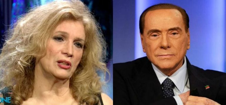 """Iva Zanicchi: """"Berlusconi? Si arrabbiò molto per quella frase sul calcio nel sedere…"""""""