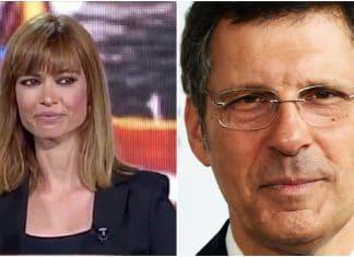 Fabrizio Frizzi - Carlotta Mantovan