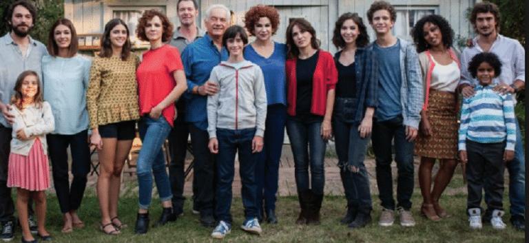 I Ferraro in Tutto può succedere: la famiglia che tutti vorrebbero